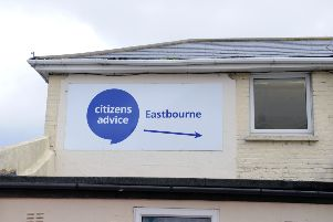 Citizens Advice, Eastbourne (Photo by Jon Rigby)