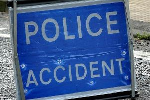 The A21 has been partially blocked, according to reports