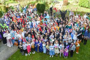 Roedean Moira House World Book Day