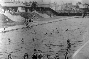 My photograph from last Monday brought in many replies to tell me Gosport Swimming Pool is now a car park.