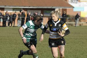 Portsmouth Valkyries are preparing for their big play-off match. Picture: Ian Hargreaves  (030219-9)