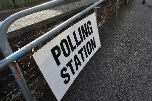 Head down to your polling station