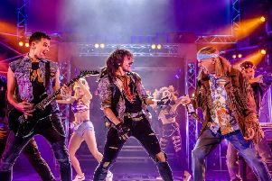 Rock Of Ages Production Photos''?The Other Richard SUS-190204-143611001