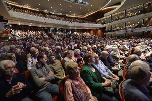 Opening of Congress Theatre in Eastbourne (Photo by Jon Rigby) SUS-190325-105638008