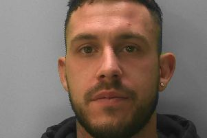 Tre John Bunby is wanted by police in connection with a serious sexual assault in Hailsham, image supplied by Sussex Police