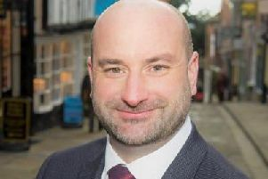 Lincolnshire Police and Crime Commissioner Marc Jones.
