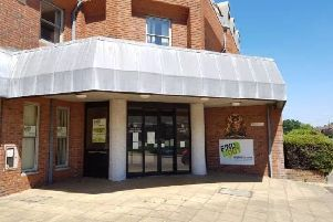 The inquest took place at Crawley Coroner's Court on Tuesday (May 14)