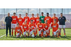 Rugby Town Under 18s Youth at their last game, with Steve Turner retiring from his coaching role after 13 years