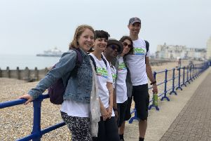Eastbourne community activist heads to Chelsea Flower Show