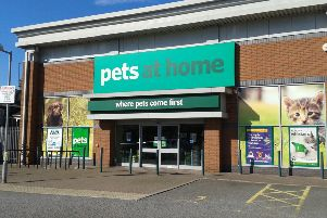 Pets at Home, in Boston. Library image.