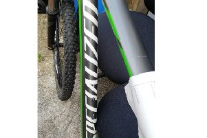Is this your bike, recovered by Eastbourne police?