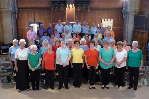 The Edwin James Festival Choir