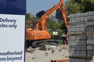 Construction and house building sites in Eastbourne (Photo by Jon Rigby) SUS-180628-094148008