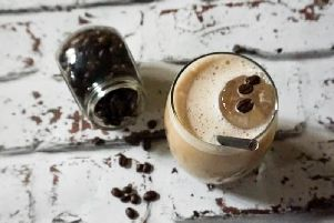 The team at Gin and Temple have brewed up a new range of coffee cocktails.