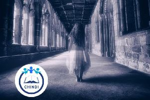 CHINDI - Ghost Tour of Chichester 29-06-19