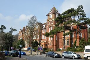 Moira House School for girls Eastbourne. March 26th 2013 E13115P ENGSUS00120130327124630