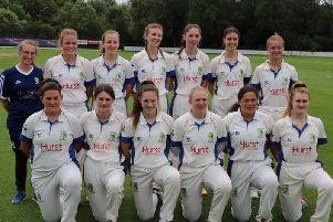 Ansty Ladies in Wales. Picture by Brian Still.