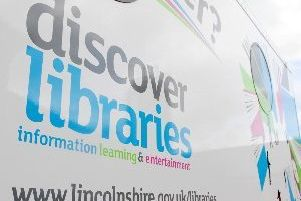 Lincolnshire's mobile libraries set to be replaced with smaller, greener vehicles. EMN-191207-142622001