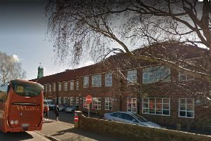 The Priory School in Lewes. Picture: Google Street View