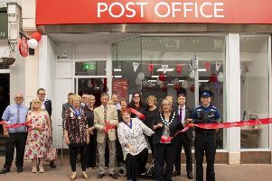 Hailsham's new Post Office has opened SUS-190716-151708001