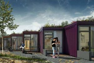 Images from FBM Architects on how the project could look