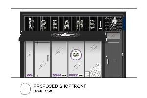This ice cream parlour is opening in Eastbourne town centre