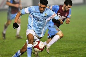 Jarrell Hylton has become the latest player to join Racing Club Warwick.
