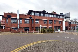 Wealden District Council offices, Hailsham SUS-170401-214707008