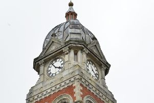 Eastbourne Town Hall (Photo by Jon Rigby) SUS-190425-155138008