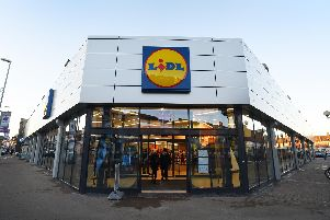 Lidl in North End is among the stores taking part in the support programme