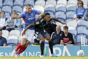 Lee Brown is set to be sidelined for up to six weeks with an Achilles injury. Picture: Robin Jones