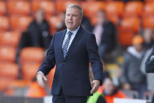 Pompey boss Kenny Jackett. Picture: Paul Thompson/ProSportsImages