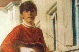 William Nash, 19, who died on Bloody Sunday in Londonderry in 1972.