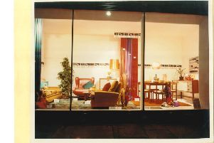 Living With Colour exhibition at Bobby's department store, Eastbourne SUS-190209-144343001