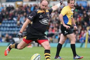 To mark the start of the Rugby World Cup, a local pub has teamed up with ex-England rugby star and sports pundit, Andy Goode, to launch a search for Aylesburys biggest rugby fan.