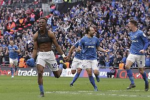 The Checkatrade Trophy has proven a happy hunting ground for Pompey. Picture: Barry Zee