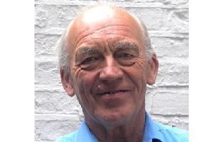 Dr John Geater MBE