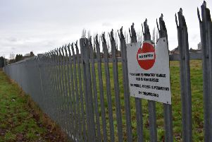 Oakfield Rec has been fenced-off since 2016.