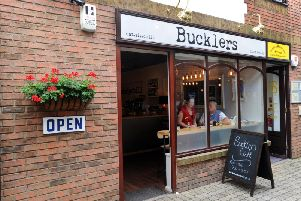 Bucklers Restaurant in Hailsham  (Photo by Jon Rigby)