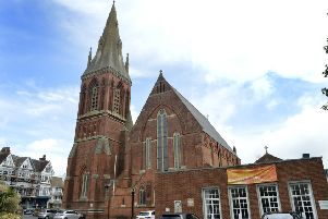 St. Saviours Church in Eastbourne (Photo by Jon Rigby) SUS-191206-125059008