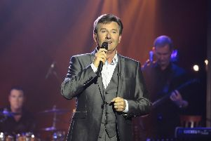 Irish crooner Daniel O'Donnell is at Portsmouth Guildhall on October 9, 2018 PPP-180925-120156006