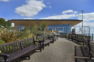 The new Wish Tower restaurant in Eastbourne (Photo by Jon Rigby)