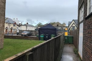 Man attacked in Eastbourne street remains in coma