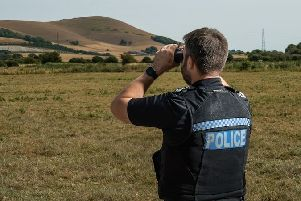 Police have reported a rise in rural crime across Wealden in recent weeks
