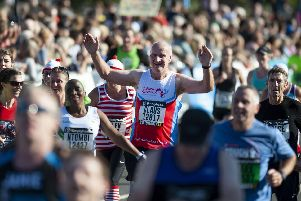 The Great South Run is celebrating 30 years