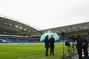 Brighton will be live on TV across December and January