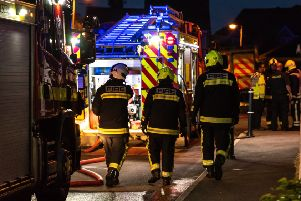 Attacks on firefighters have risen