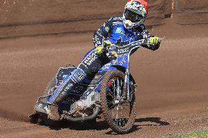 Edward Kennett re-signed for Eastbourne Eagles. Picture by Mike Hinves