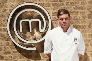 Ben Addems will appear on tonight's episode of Masterchef
