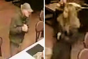 Police wish to speak to these two people